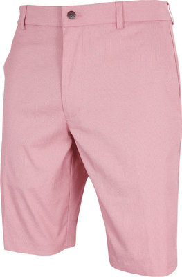 Callaway Oxford Printed Short Raspberry 32 Mens