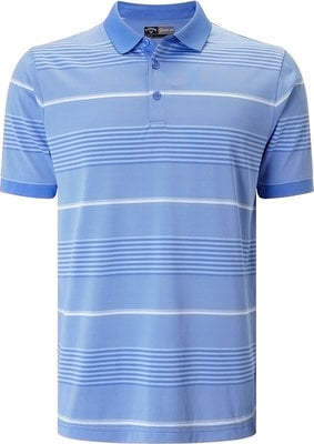 Callaway 3 Colour Stripe Polo Marina M Mens