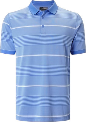 Callaway 3 Colour Stripe Polo Marina XXL Mens
