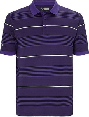 Callaway 3 Colour Stripe Polo Liberty XXXL Mens