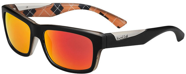 Bollé Jude Mat Black / Orange Polarized TNS Fire oleo AR