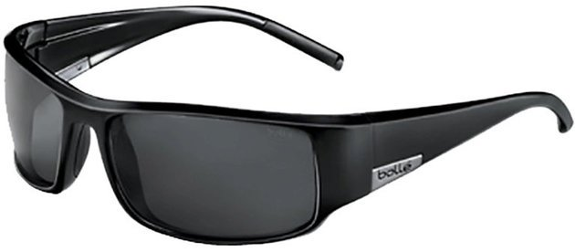 Bollé King Shiny Black Polarized TNS Oleo AF