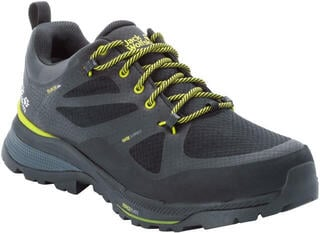 Jack Wolfskin Force Striker Texapore Low Black/Lime 8,5