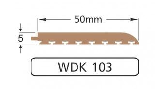 Wilks Dek-King WDK 103-10 50mm x 10m