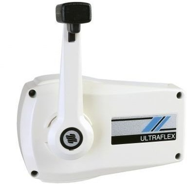 Ultraflex B89 Side mount control unit Ivory