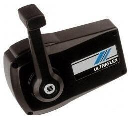 Ultraflex B90 Side mount control unit Black