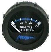 Bennett Trim Tabs Indicator for Flybridge
