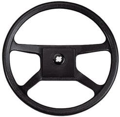 Ultraflex V33 Steering Wheel Black