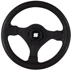 Ultraflex V45 Steering Wheel Black