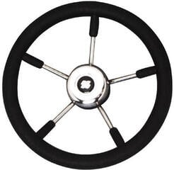 Ultraflex V57 Steering Wheel Black