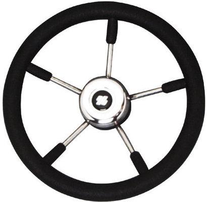 Ultraflex V57 Steering Wheel Black