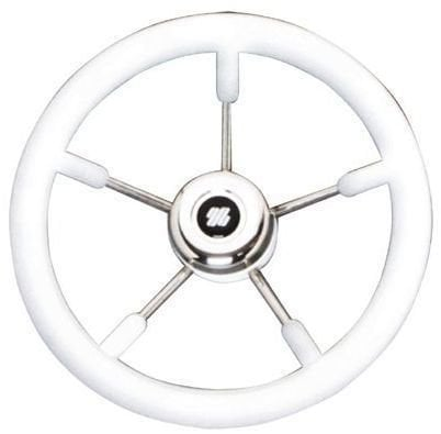 Ultraflex V57W Steering Wheel White