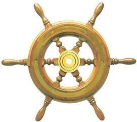 Osculati Barre à roue 49cm
