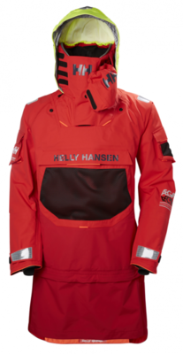 Helly Hansen AEGIR OCEAN DRY TOP - RED - L