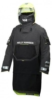 Helly Hansen Aegir Ocean Dry Top - Ebony - XXXL