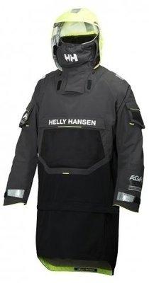 Helly Hansen Aegir Ocean Dry Top - Ebony - XL