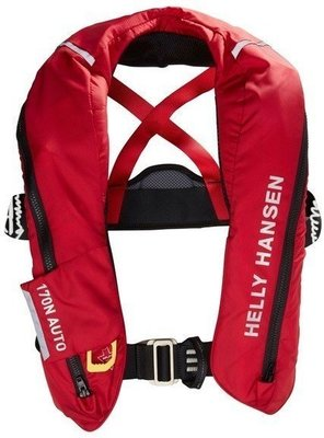 Helly Hansen SAILSAFE INFLATABLE INSHORE - RED