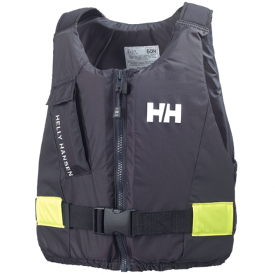 Helly Hansen Rider Vest Ebony - 60-70 kg
