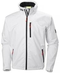Helly Hansen Crew Hooded Jacket White