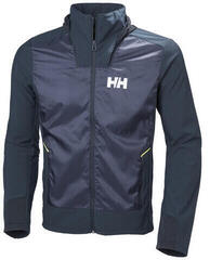 Helly Hansen HP HYBRID SOFTSHELL JACKET - NAVY - XXL