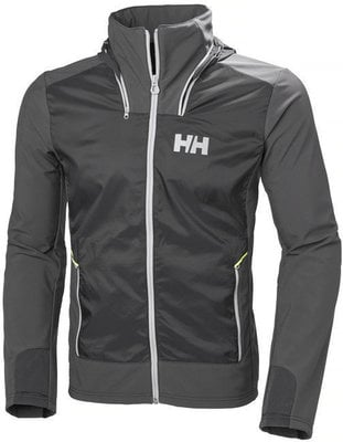 Helly Hansen HP HYBRID SOFTSHELL JACKET - EBONY - L