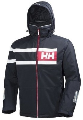 Helly Hansen Salt Power Jacket Sailing Jacket Navy 2XL