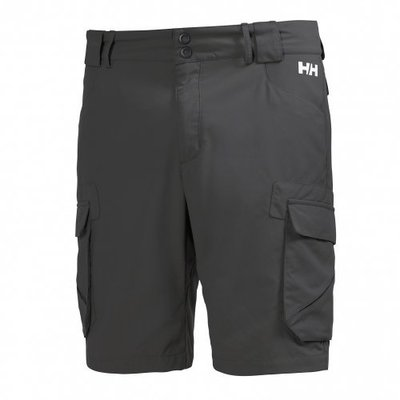 Helly Hansen Jotun Cargo Shorts - Ebony - 36