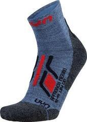 UYN Trekking Approach Merino Low Cut Mens Socks