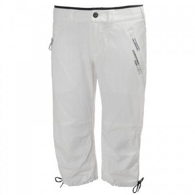Helly Hansen W Hydropower Quick Dry 3/4 Pant - White - 29