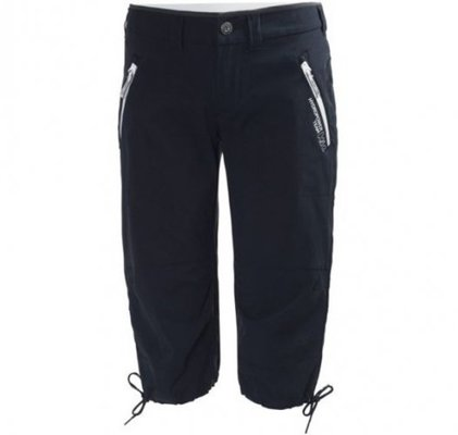 Helly Hansen W Hydropower Quick Dry 3/4 Pant - NAVY - 31