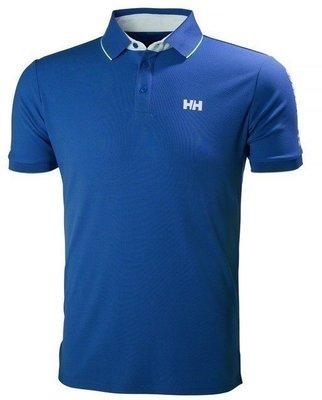 Helly Hansen HP Racing Polo II - Olympian Blue - M