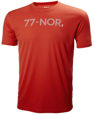 Helly Hansen HP QD T-Shirt - Red - XXL