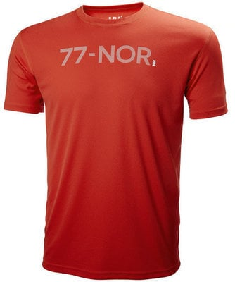 Helly Hansen HP QD T-Shirt - Red - M
