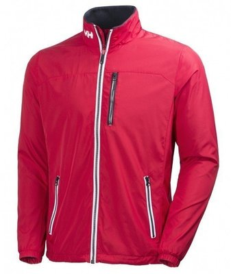 Helly Hansen Crew Catalina Jacket - Red - XL