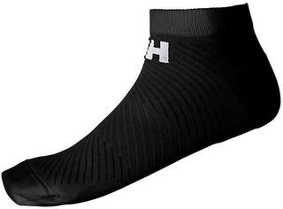 Helly Hansen LIFA ACTIVE 2-PACK SPORT SOCK SHORT - BLACK - 39-41