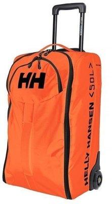 Helly Hansen Classic Duffel Travel Trolley 50L Orange