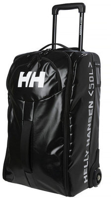 Helly Hansen Classic Duffel Travel Trolley 50L Black