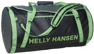 Helly Hansen Duffel Bag 2 90L Black/Green