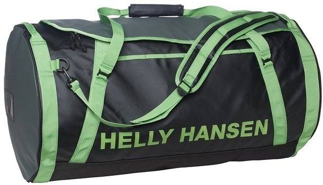 Helly Hansen Duffel Bag 2 70L Black/Green