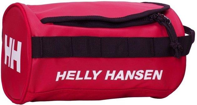 Helly Hansen WASH BAG 2 RED