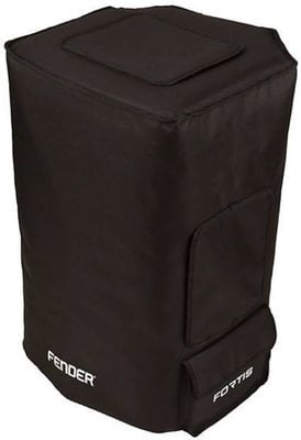 Fender Fortis F-12BT Fitted Speaker Cover Black