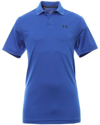 Under Armour Performance Polo Mediterranean Blue L