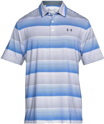 Under Armour Playoff Polo White/Overcast Grey XXL