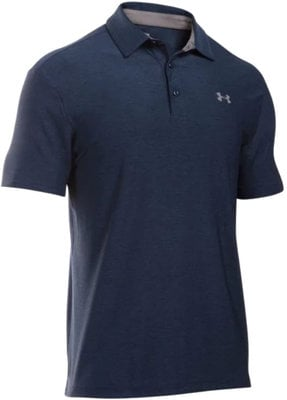 Under Armour Playoff Polo Blue L