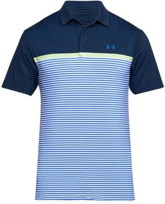 Under Armour Playoff Polo Navy L
