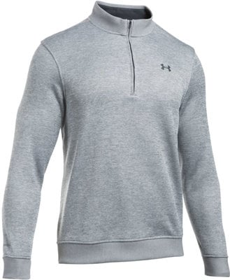 Under Armour Storm Sweaterfleece QZ True Grey Heather XL