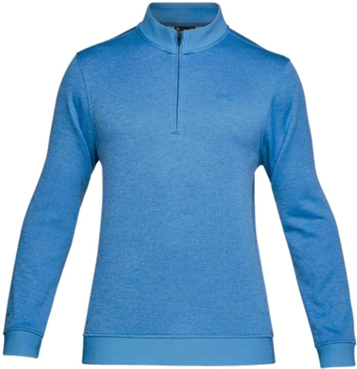 Under Armour 1281267 Men/'s SweaterFleece Storm 1//4 Zip Sweater QZ Lightweight ^