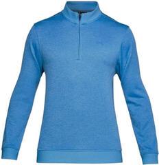 Under Armour Storm Sweaterfleece QZ Mediterranean Blue M