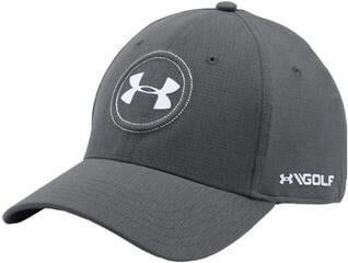 Under Armour JS Tour Cap Graphite/White M/L