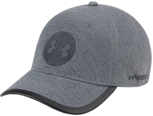 Under Armour Men's Elevated TB Tour Cap Black M/L